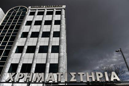 Börse in Athen: Die Investoren in Griechenland verfolgen die jüngste Entwicklung mit Sorge