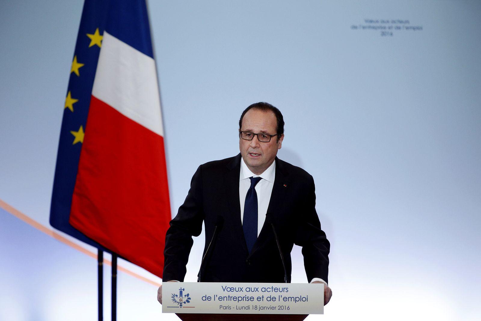 France Economy Hollande