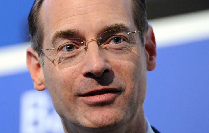 Allianz für Heimarbeit: Konzernchef Oliver Bäte