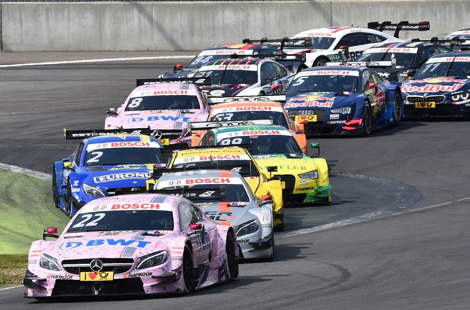 Motorsport: DTM - 6. Lauf