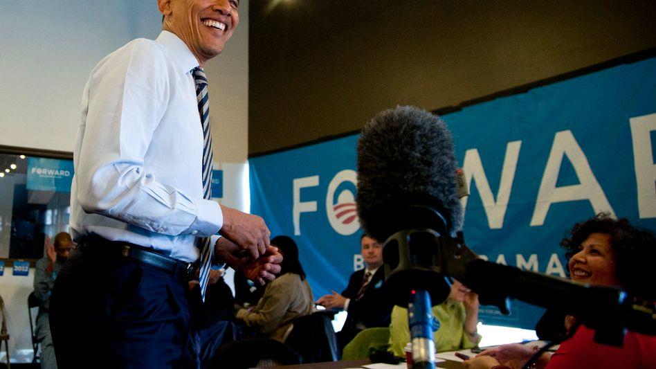 Vier weitere Jahre: US-Präsident Obama ist wiedergewählt