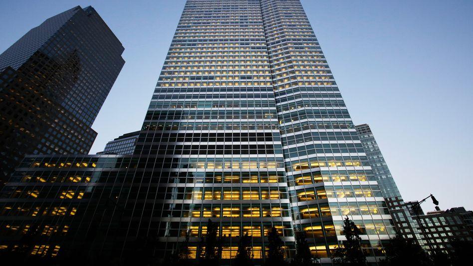 40 Prozent weniger Einnahmen aus dem Handel: Goldman Sachs hält mit viel Mühe seinen Gewinn im zweiten Quartal