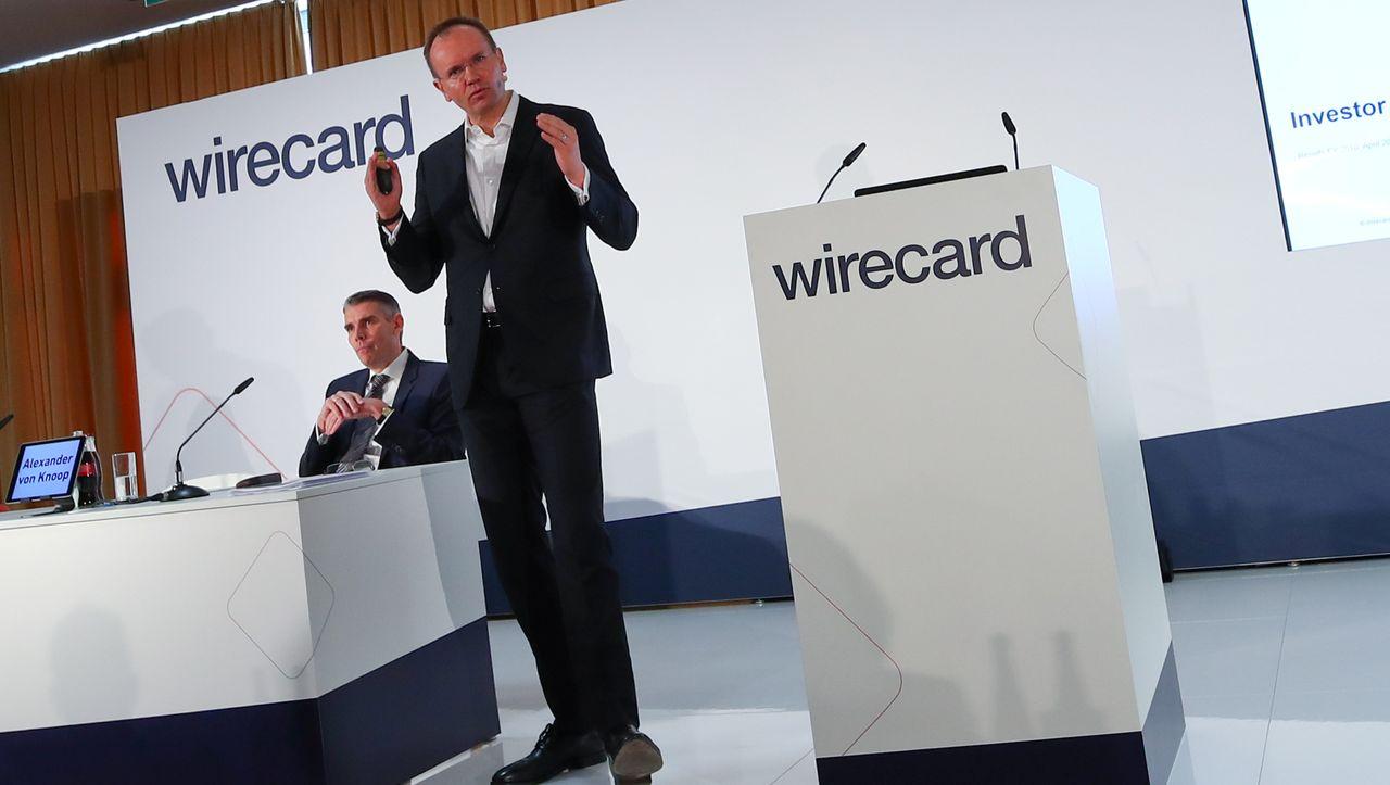 Wirecard-Aktie Kurssturz
