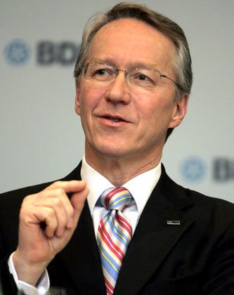 Lösung in dieser Woche?BDI-Hauptgeschäftsführer Schnappauf macht der Wirtschaft Hoffnung