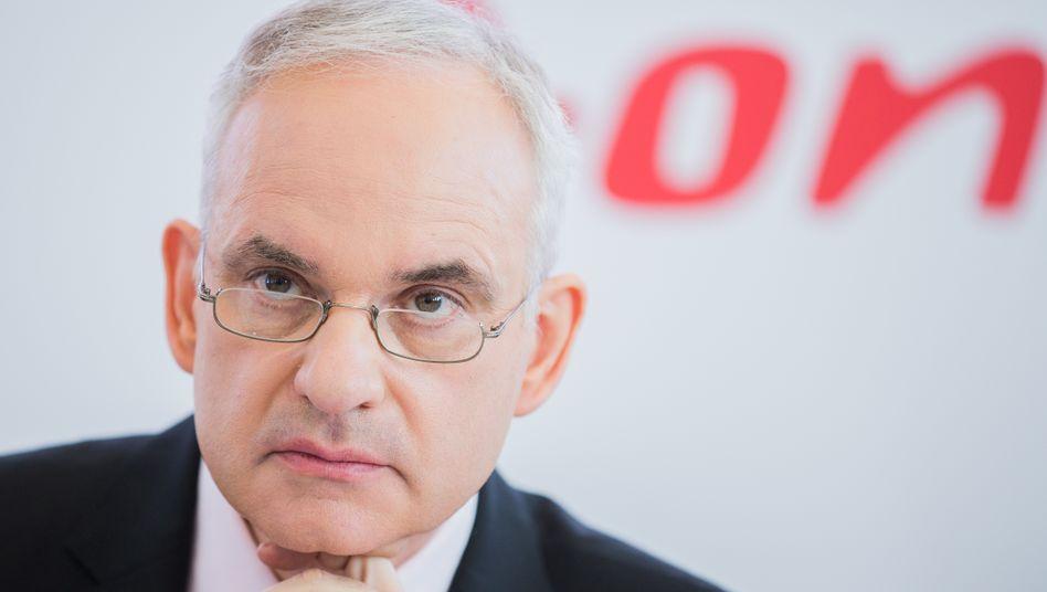 Johannes Teyssen, Vorstandsvorsitzender des Energiekonzerns Eon