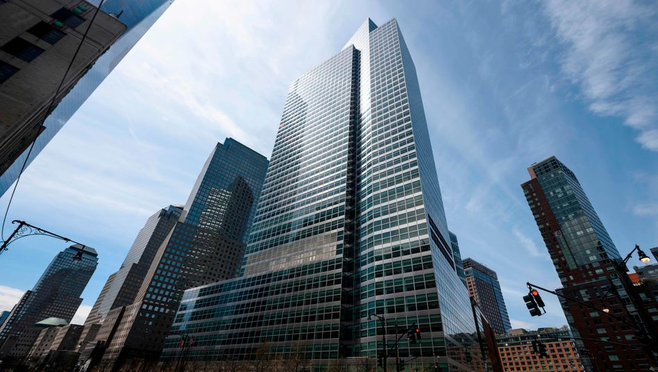 Goldman-Sachs-Zentrale in New York