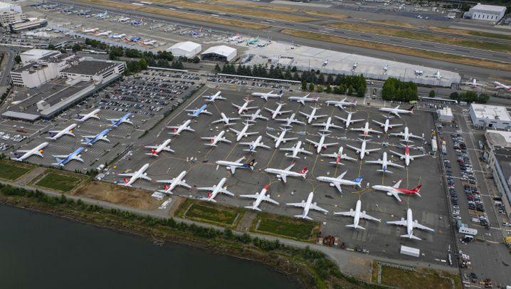 Die Dinger fliegen nicht: Boeings lange Problemliste