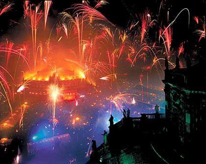 Feuerwerk in Dresden: Die meisten Böller kommen aus Fernost