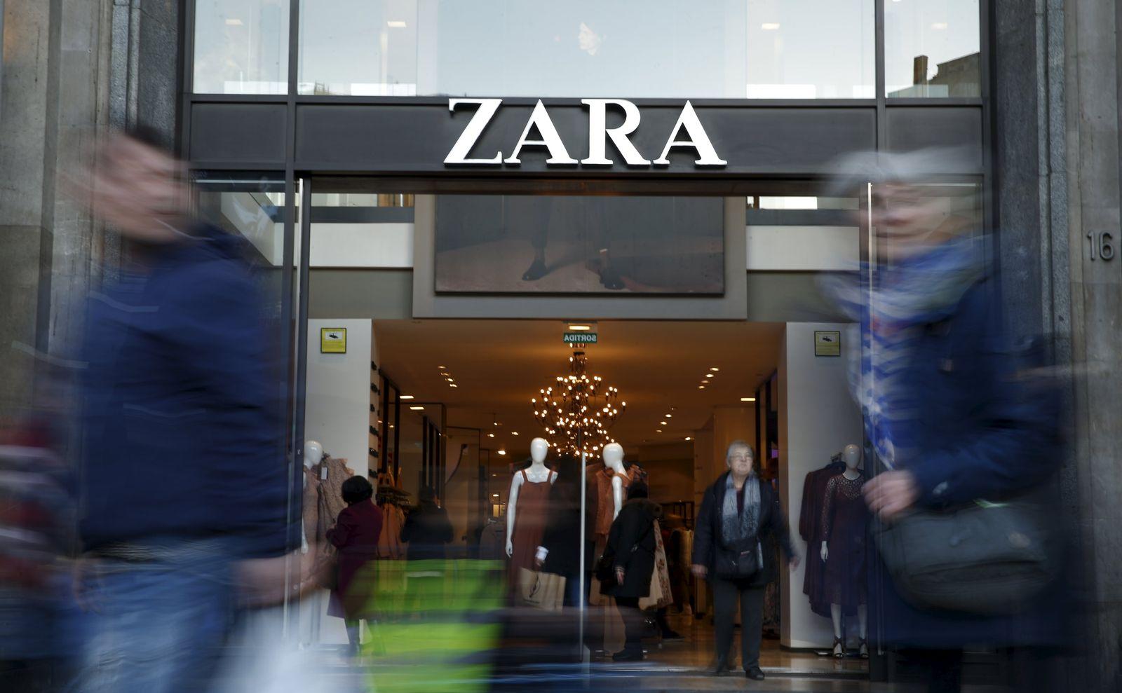 Zara Inditex