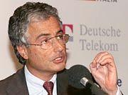 Telekom-Chef Sommer macht es spannend: Erst am Samstag verkündet er den Preis der dritten Tranche