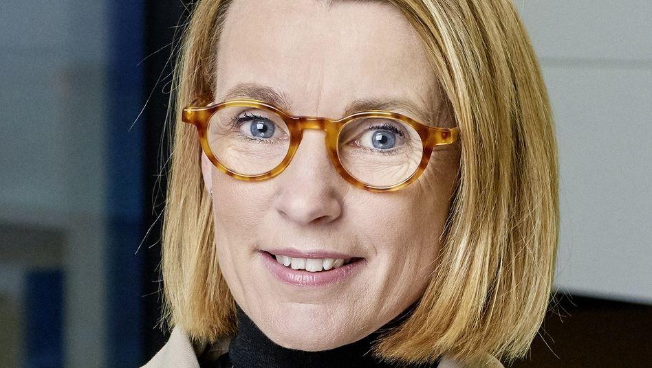 Dorothee Blessing: Steile Karriere bei JPMorgan