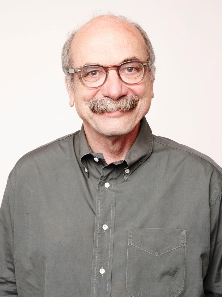 Angehimmelt: Stanford-Professor David Kelley ist der Guru der Designbewegung