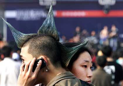 Gesellschaft im Umbruch: Ein Punk in Peking