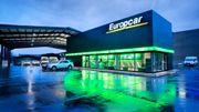 Volkswagen erwägt Rückkauf von Europcar