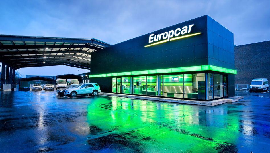 Volkswagen angeblich an Europcar interessiert