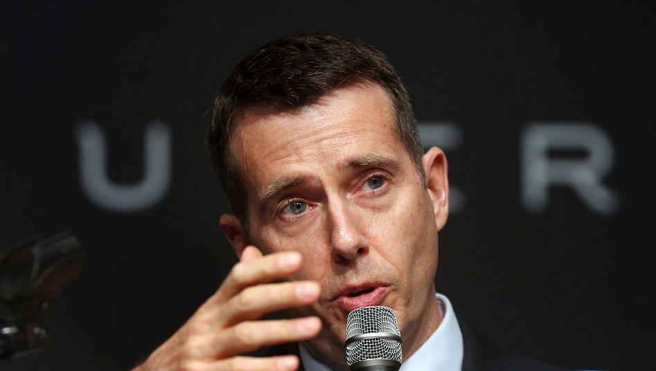 Bekommt Verstärkung: Uber-Strategiechef David Plouffe