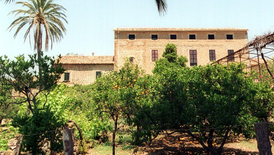 Landgut auf Mallorca: Viele Immobilienbesitzer können derzeit nicht in ihre Objekte - nicht alle nehmen das klaglos hin