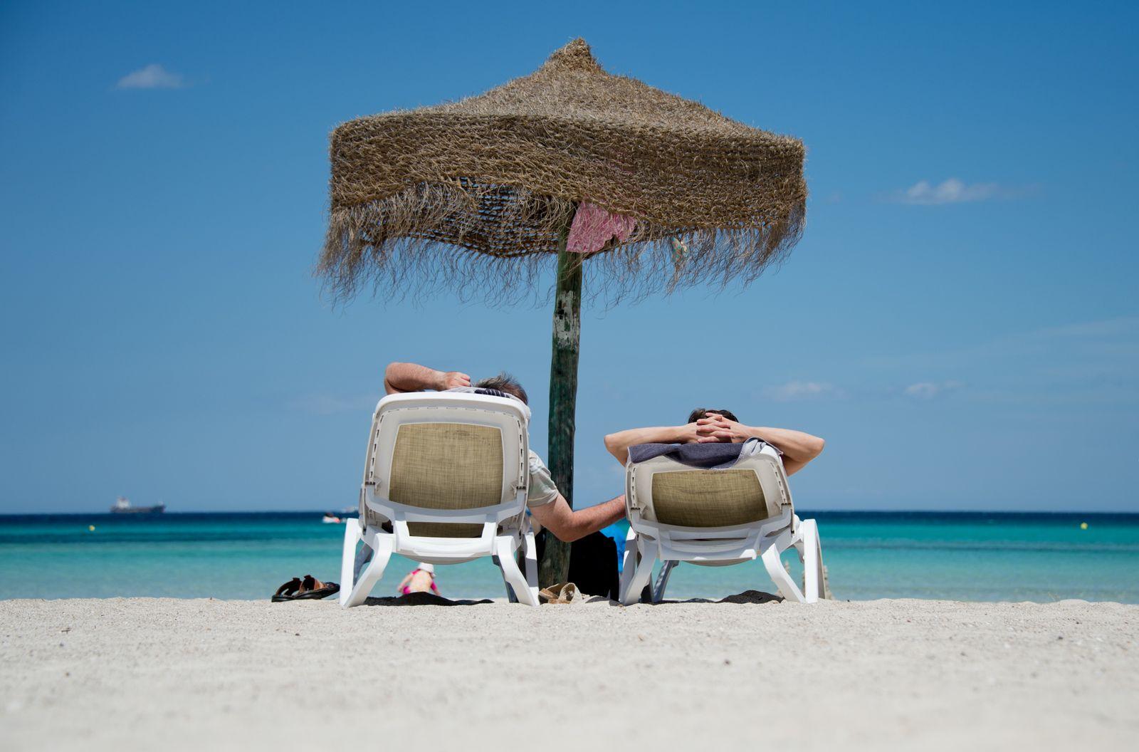 Urlaub / Strand