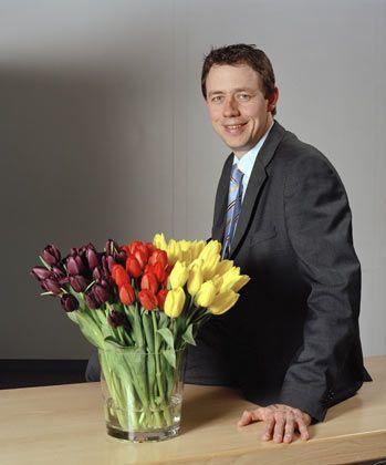 """""""Zu lange nur das Negative gesehen"""": Matthias Schmidt, Finanzchef von Hewlett-Packard Deutschland"""