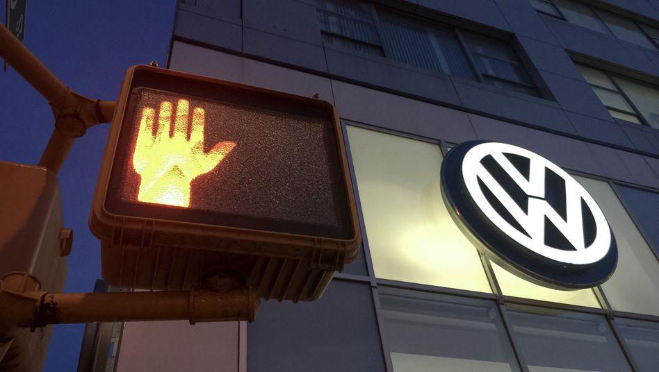"""VW-Gebäude in New York: Konzern hoffte auf """"überschaubare Strafzahlungen"""""""
