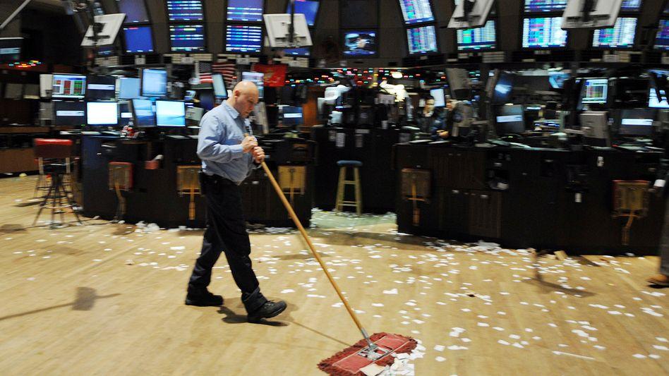 Katerstimmung an der US-Börse: Kurseinbrüche bei Spacs haben zu Renditechancen für Arbitragejäger geführt
