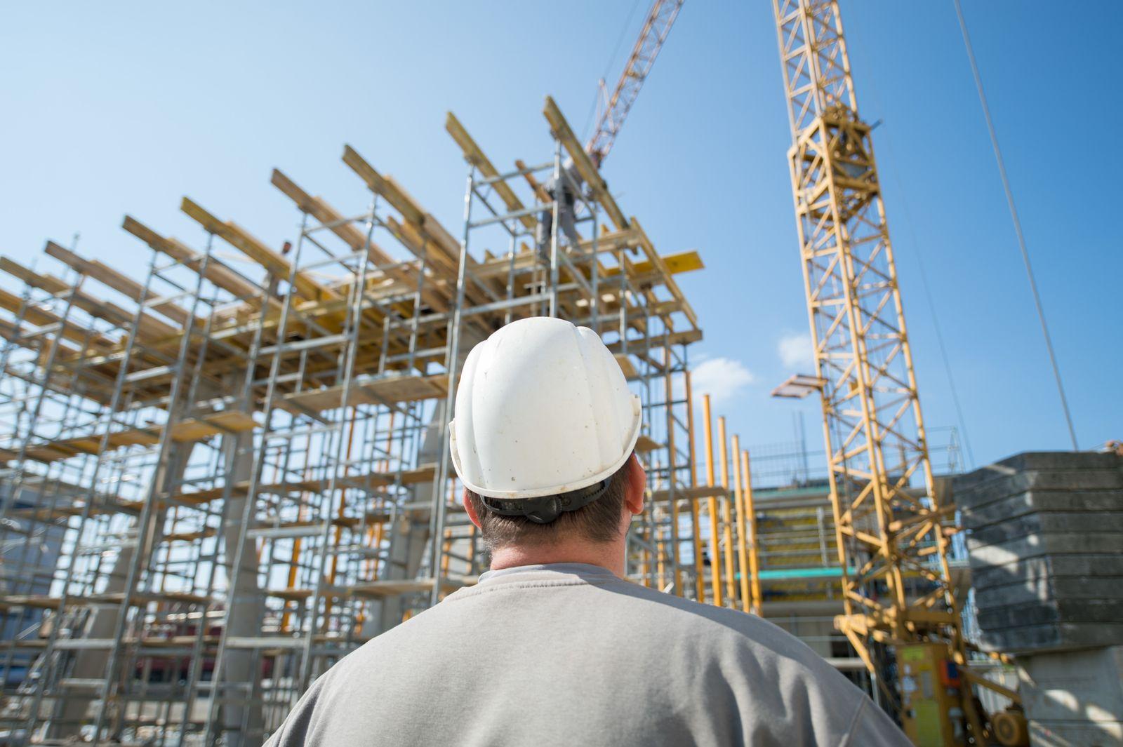 Vorarbeiter / Baustelle