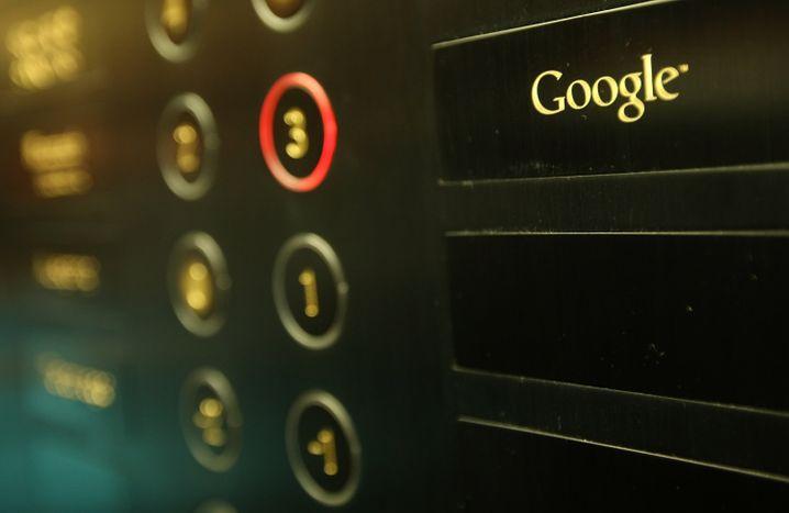 Wo Google ist, ist oben?