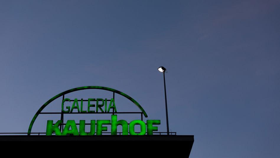 Es dämmert um Galeria Karstadt Kaufhof: In Warenhäusern fehlen weiter die Kunden - besonders in Zeiten der Corona-Beschränkungen