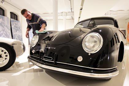 Des Deutschen liebstes Kind: Begehrte Kandidaten bekommen auch mal einen betagten Porsche als Firmenwagen anerkannt