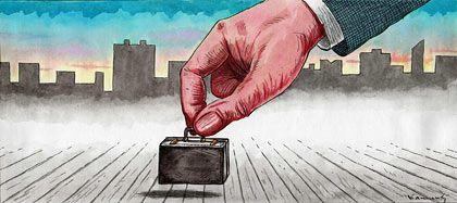 Erzwungene Bescheidenheit: Manager staatlich gestützer Banken dürfen nicht mehr als 500.000 Euro im Jahr verdienen