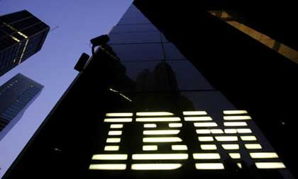 Wappnet sich gegen Google: IBM-Zentrale in New York