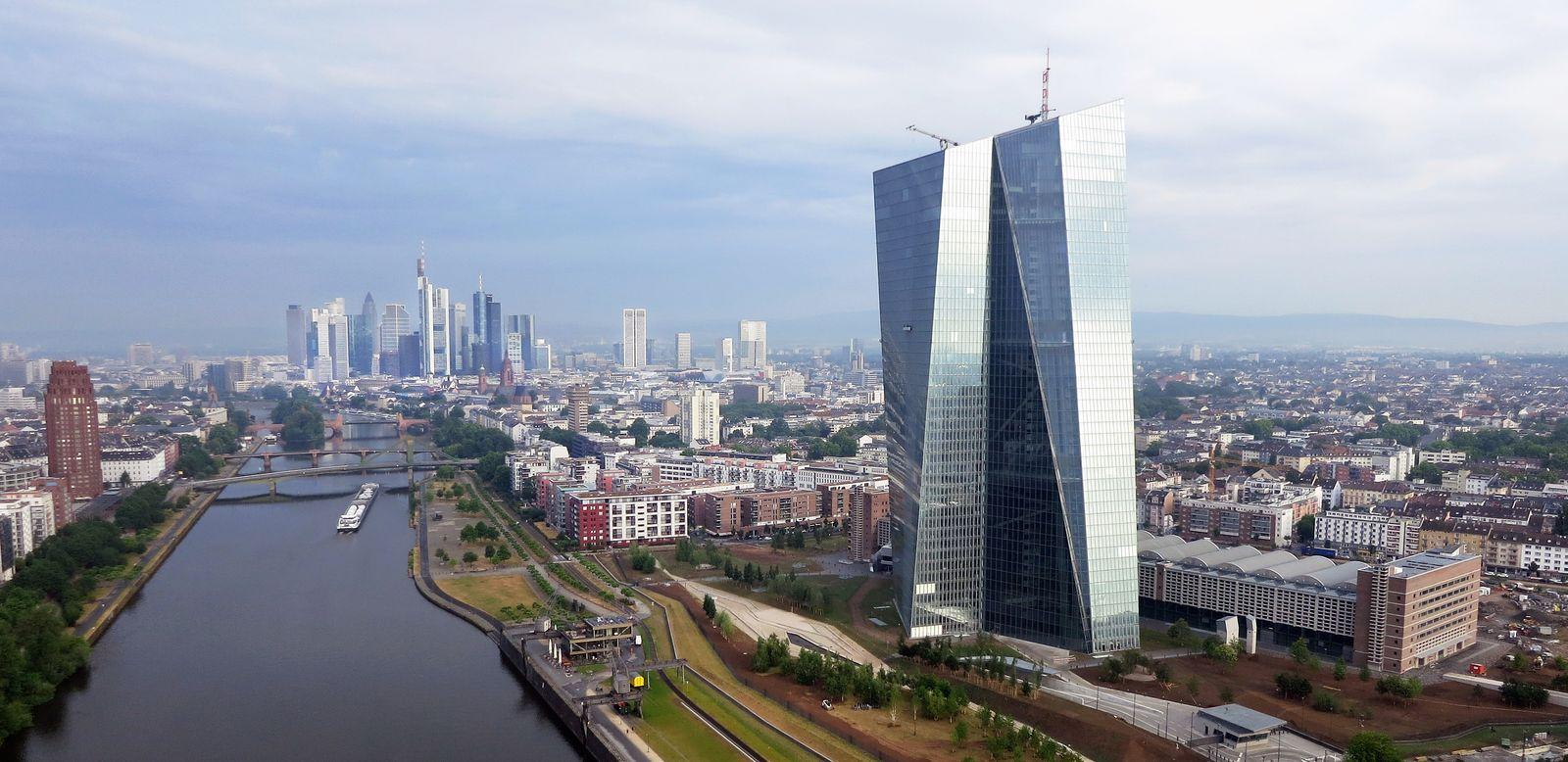 EZB Frankfurt Banken