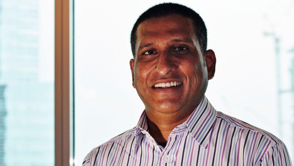 Künftig für die UBS aktiv: Ravi Raju