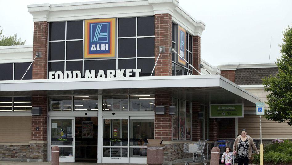Aldi-Markt im US-Bundesstaat New Hampshire (Archiv)