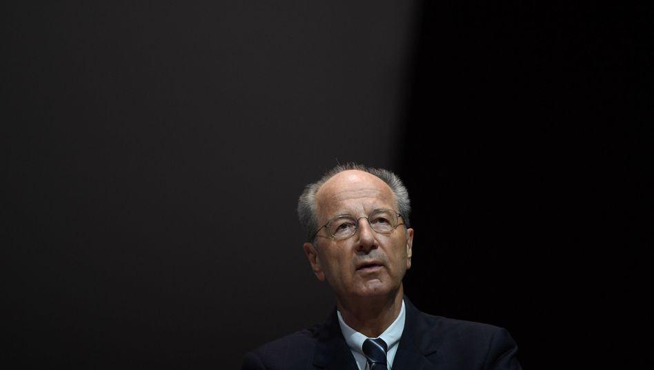 Volkswagens Aufsichtsratschef Hans Dieter Pötsch.