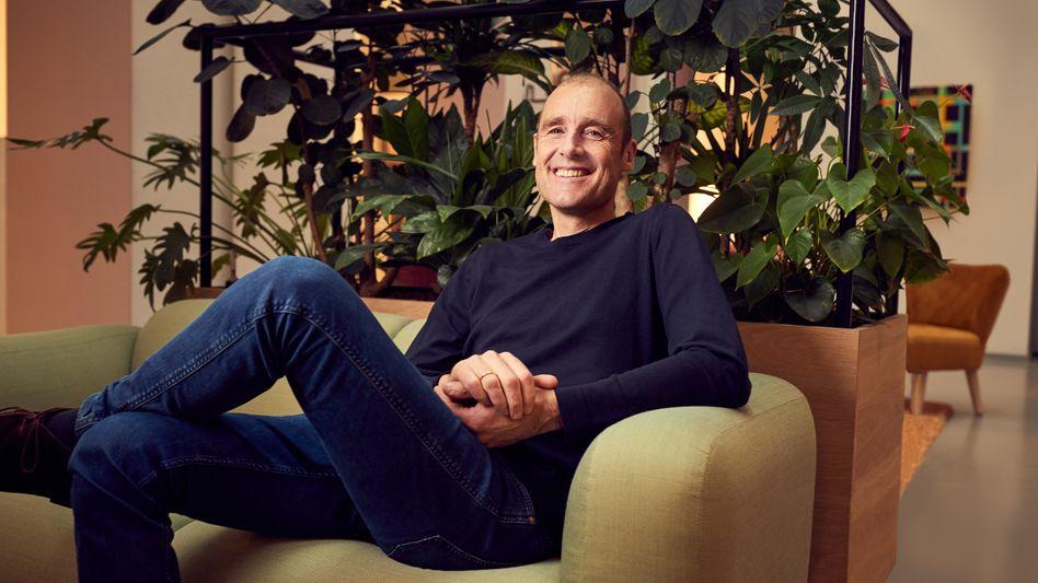 Adyen-Gründer Pieter van der Does