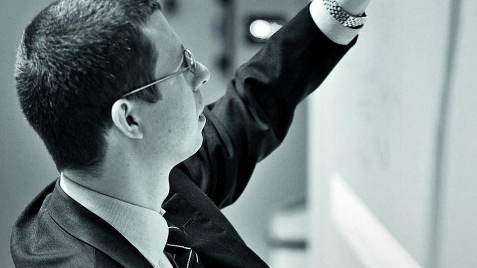 Marketingprofessor Stefano Puntoni