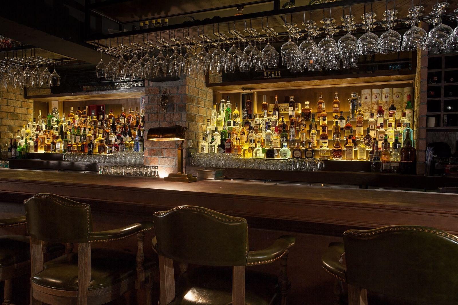 Stockton Bar in Hong Kong