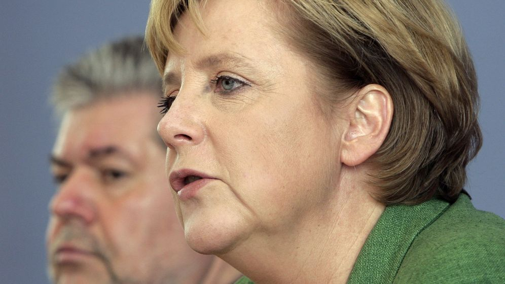 Politiker-Uhren: Wie Merkel, Steinmeier und Schäuble die Stunden zählen