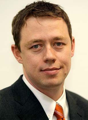 Matthias Schmidt (35): Geschäftsführer Finanzen von Hewlett Packard Deutschland