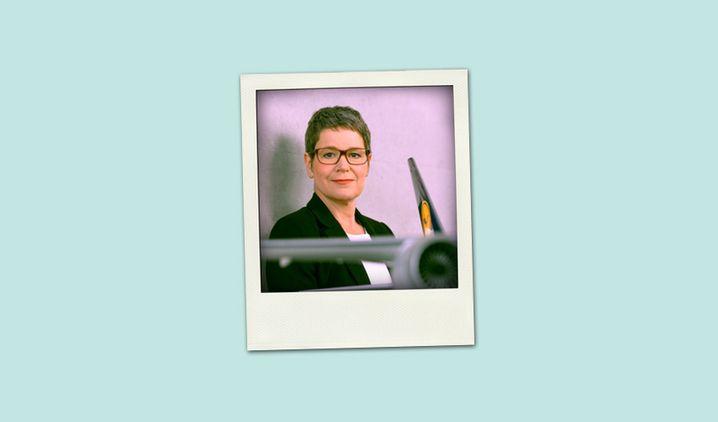 Simone Menne, Finanzvorstand Lufthansa