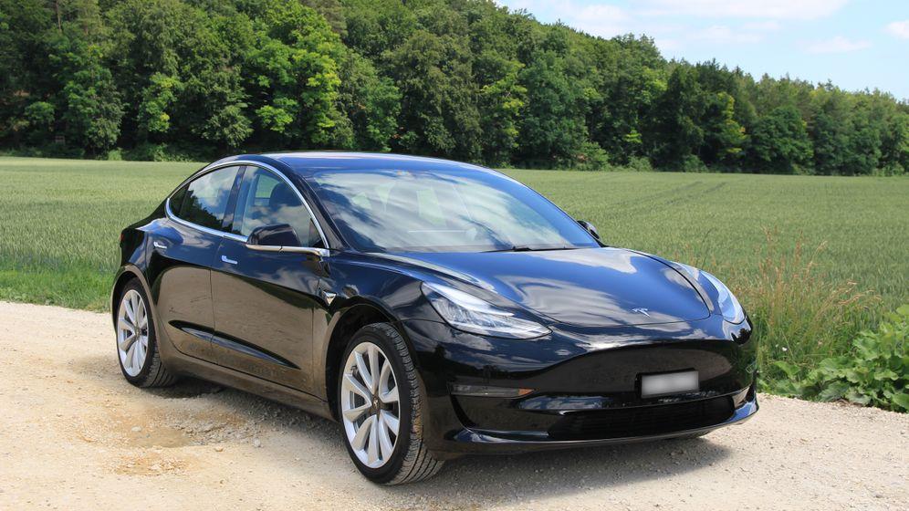 Teslas Massen-Elektroauto im Praxistest: Wo das Model 3 richtig gut ist - und wo es noch hakt