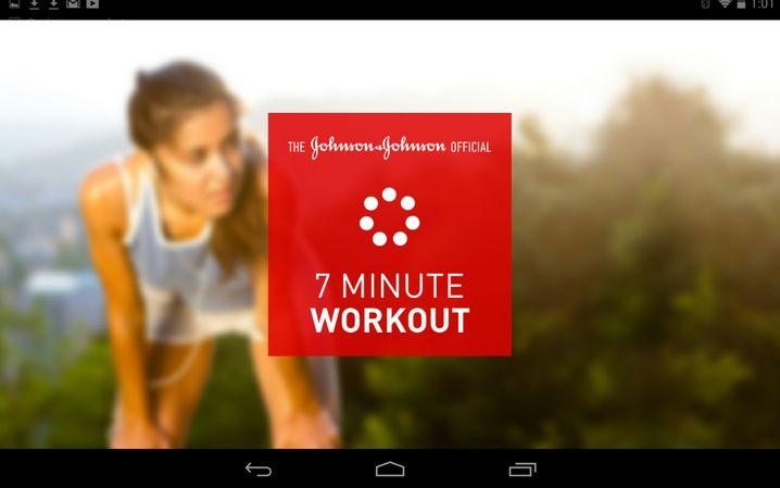 Fit mit Apps: Kleine Workouts auf dem Smartphone
