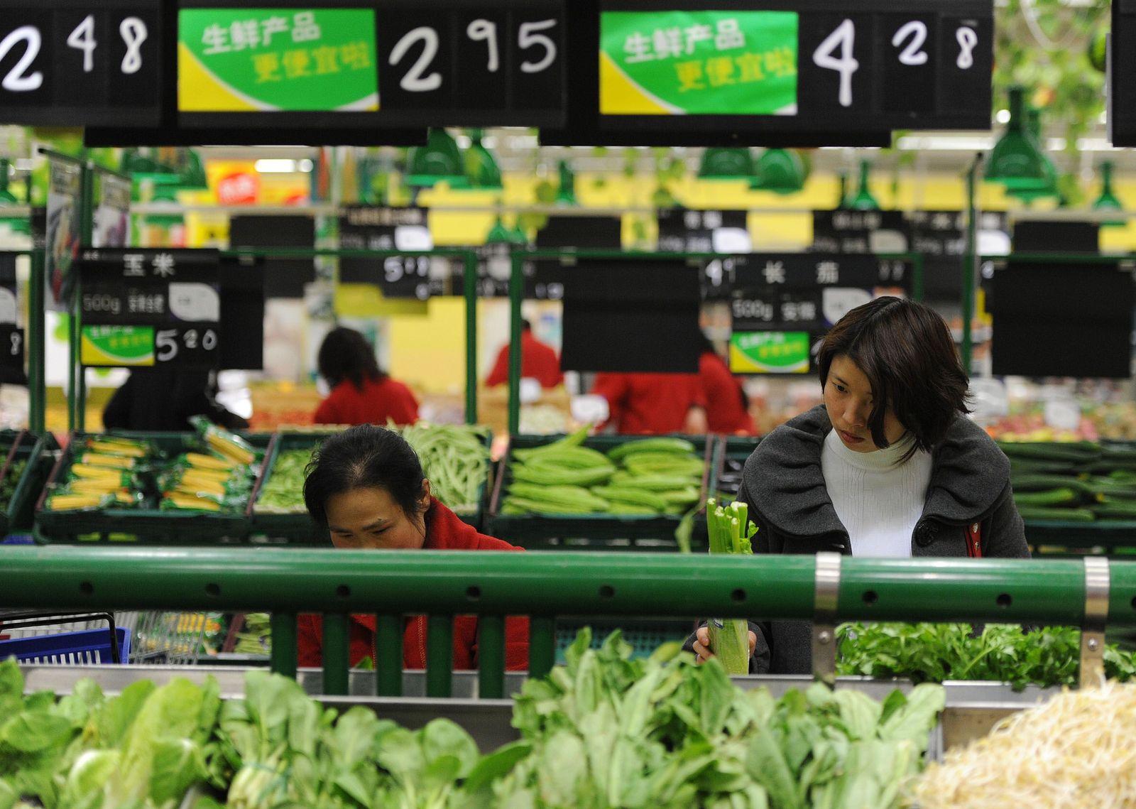 Supermarkt / China