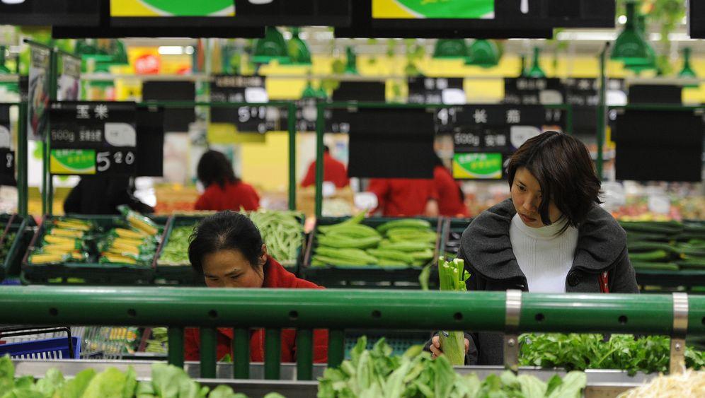 Inflationshochburg China: Der verzweifelte Wettlauf gegen das Preisgespenst