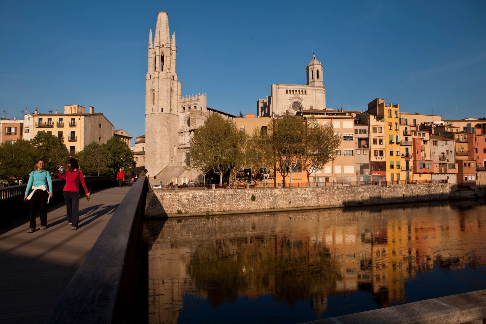 NICHT MEHR VERWENDEN! - Spanien / Girona / Kirche / Katalonien