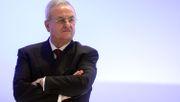 VW-Chef Martin Winterkorn tritt zurück