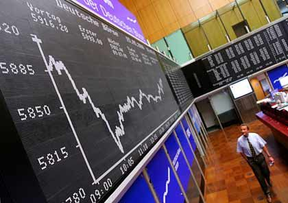 Geldanlage an der Börse: Discountzertifikate bieten Puffer gegen Kursverluste