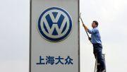 China beschert Volkswagen starken Jahresstart