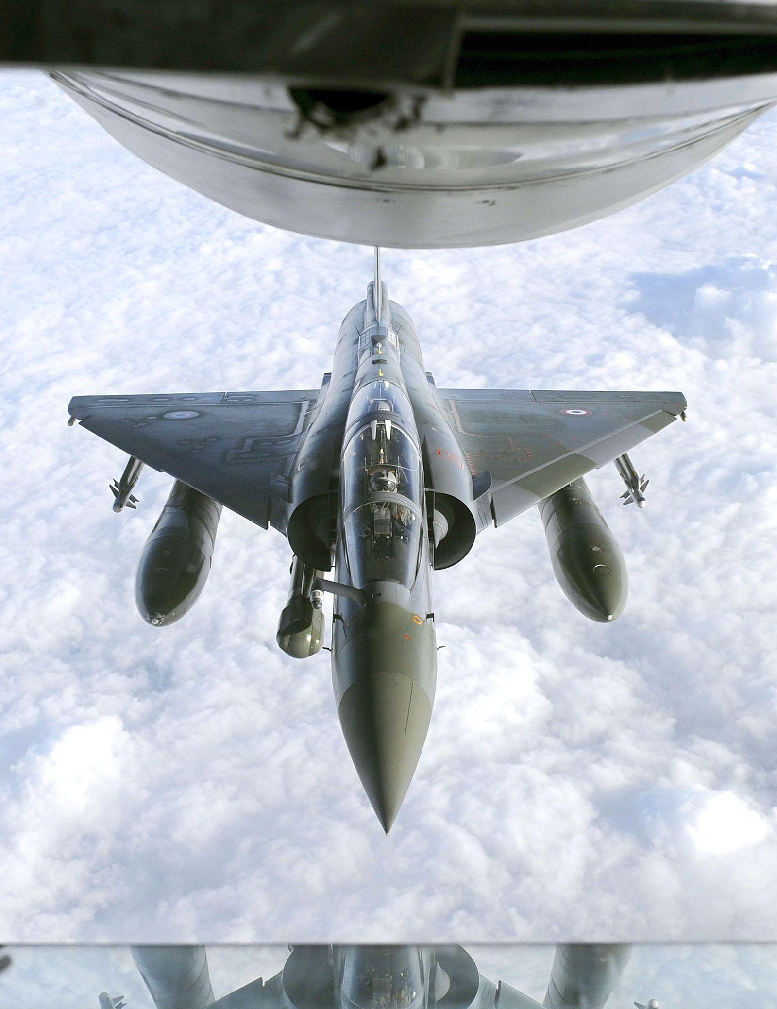 Libyen-Einsatz / Kampfjet
